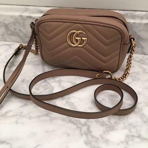 Authentic Gucci Marmont mini